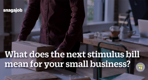 What does the next stimulus bill mean for small businesses?