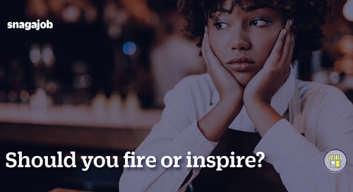 Should you fire or inspire?