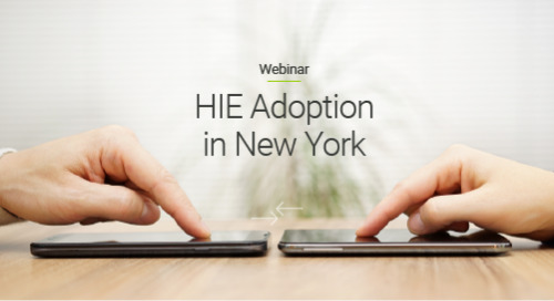 HIE Adoption in New York