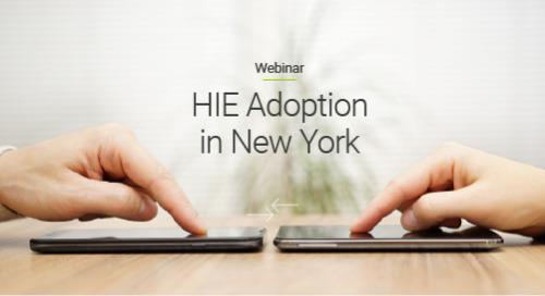HIE Adoption in New York