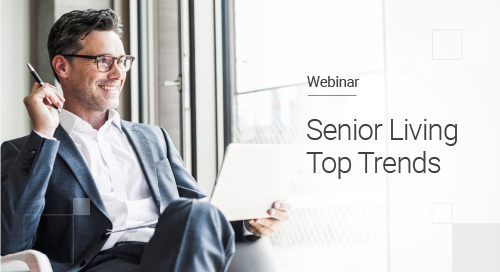 Senior Living Top Trends