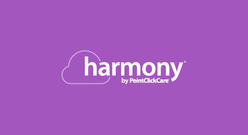 Introducing: Harmony by PointClickCare