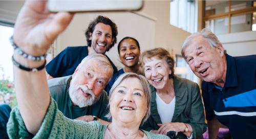 Building Occupancy in Senior Living: Shift to a Care-Based Model Using Technology