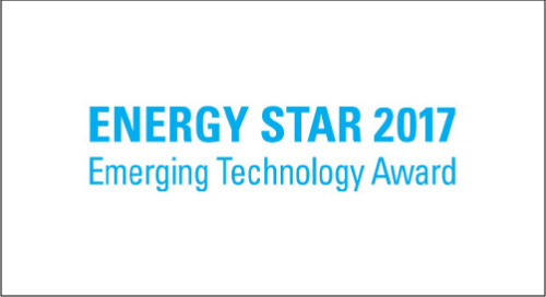ENERGY STAR Emerging Technology - 2017