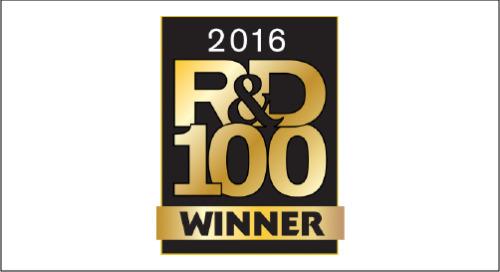 2016 R&D 100