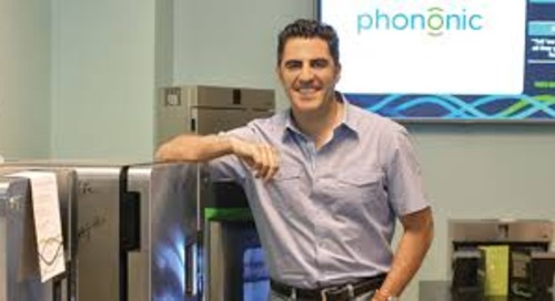 "Executive Voice: Phononic CEO's Motto is to ""Ride the Lightning"""