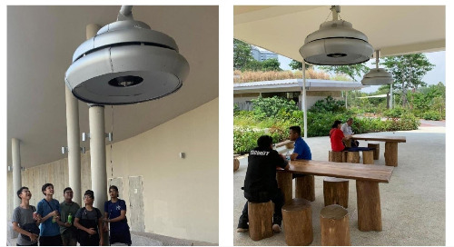 Phononic and Temasek Foundation Introduce First-of-its-kind Sustainable Outdoor Active Cooling