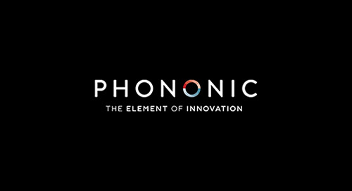 A letter from Dr. Tony Atti, CEO and Co-Founder, Phononic, INC.