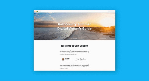 How to Use CrowdRiff for Your Digital Visitor Guide