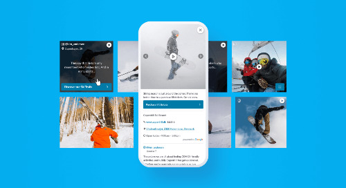 Over 50 Updates to CrowdRiff Galleries Help Put Authentic UGC Front and Center