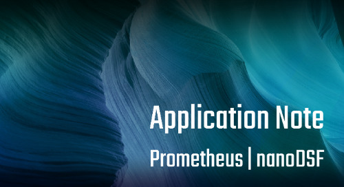 Prometheus: the platform for analyzing protein stability and thermal unfolding of proteins