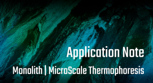 Microscale Thermophoresis measurements on in vitro synthesized proteins