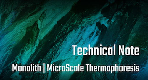 Accelerate your assay development using the enhanced Binding Check module in Monolith's MO.Control 2 software