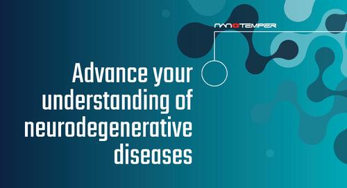 Advance your understanding of neurodegenerative diseases