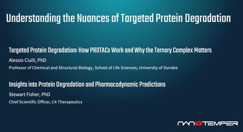 Understanding the nuances of targeted protein degradation