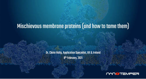 Mischievous membrane proteins (and how to tame them)