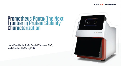 Prometheus Panta: The next frontier in protein stability characterization