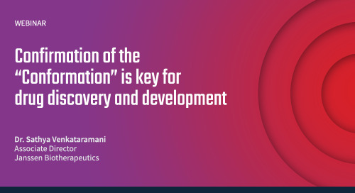 """Confirmation of the """"Conformation"""" is key for drug discovery and development"""