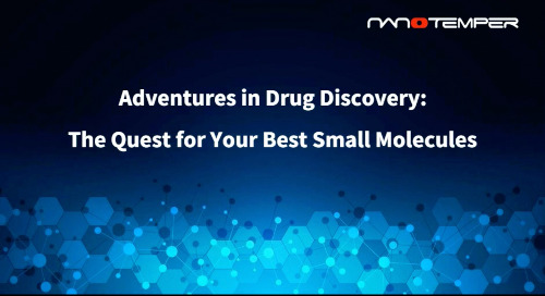 Adventures in drug discovery - The quest for your best small molecule