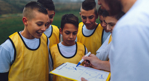 Qualified coaches are the key to the youth sports experience