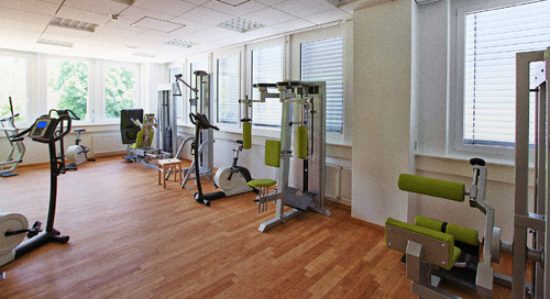 5 benefits of a medical fitness center
