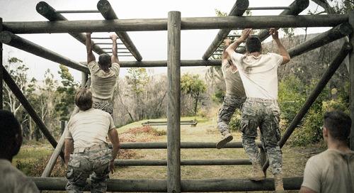 4 ways to reduce basic training injuries