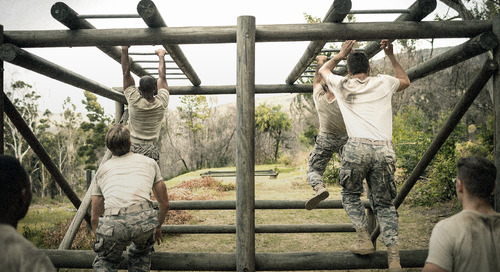 4 ways to reduce basic training injuries