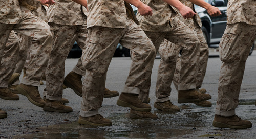How to reduce injury risk for military athletes