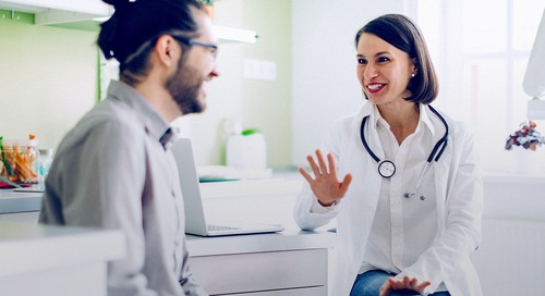 The tricky business of talking to patients about exercise