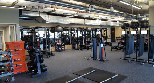 How EXOS goes above and beyond traditional fitness center management