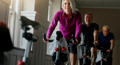 How physicians can help senior patients get serious about fitness