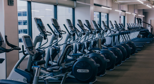 5 benefits of a corporate fitness center