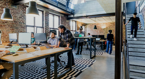 Building a new office space? Here are 6 ways to foster a healthy environment