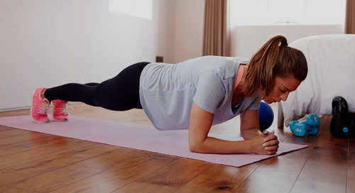 Give yourself a break with these 5-minute movement ideas
