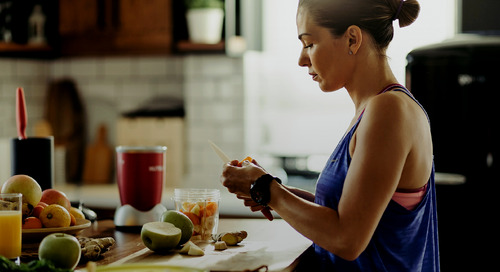 Want to create eating habits you can stick with? Start by looking at your relationship with food