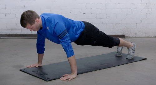 Quick bodyweight workout you can do at home