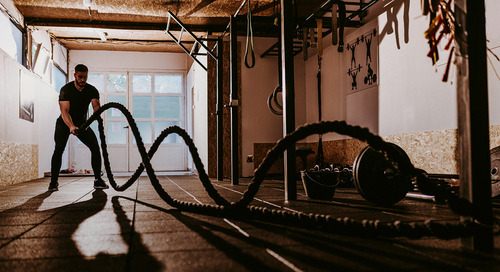 How to build a home gym in any size space