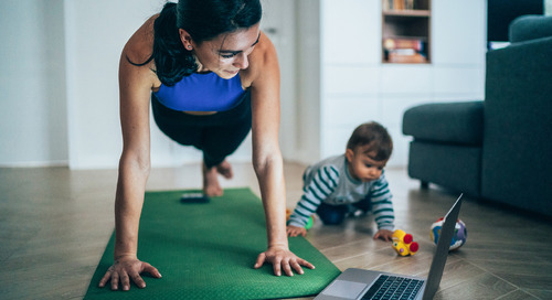 In an at-home workout rut? Here are 8 ways to get back on track