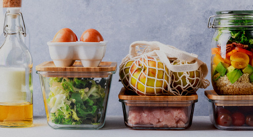 Storing fresh food from A to Z