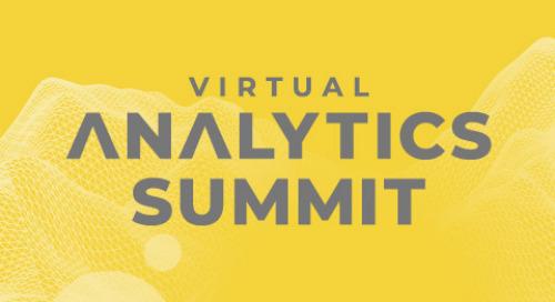 Virtual Analytics Summit 2020