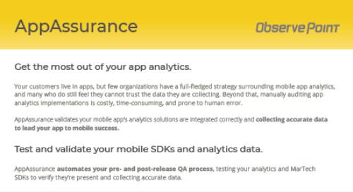 AppAssurance Product PDF