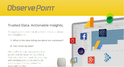 ObservePoint Complete Solution Overview