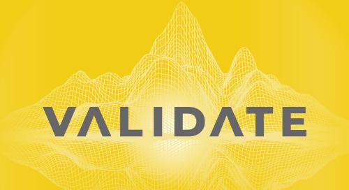 Validate Goes Virtual!