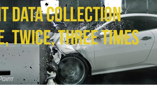Audit data collection once, twice, three times