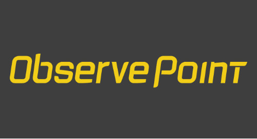 ObservePoint to Host Touchpoints Management Webinar