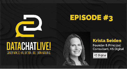 DataChat LIVE! Episode 3