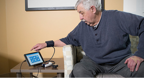 A high touch, high tech approach to COPD monitoring