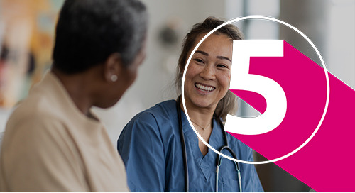 'It's the small things that matter': 5 ways physicians can care for caregivers