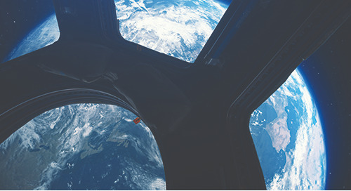 Lessons from an astronaut: how to stay resilient in isolation