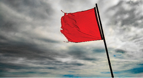 Taking stock during times of high stress: risk factors and red flags